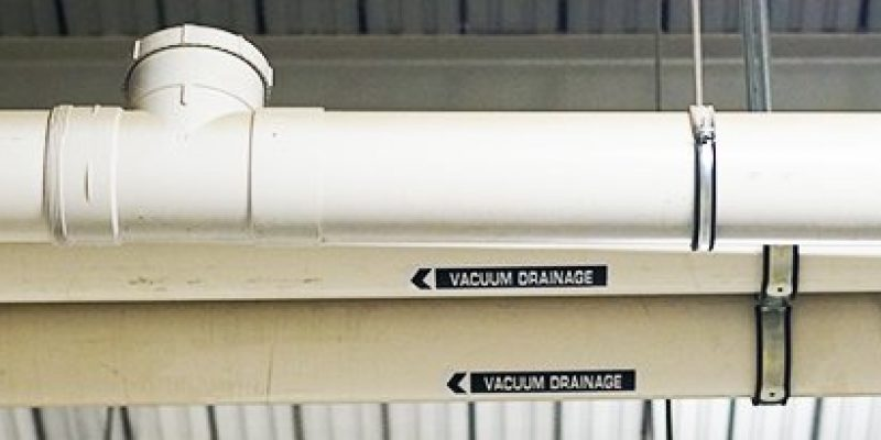 Vacuum Drainage Systems