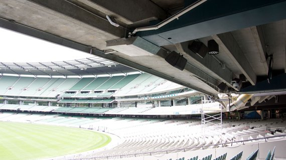 """The first of these features is flexibility. At the MCG Avac were able to route the drainage lines around obstacles with ease.... Vacuum can pull water uphill"