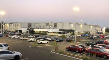 22,500m2 Food Processing Plant