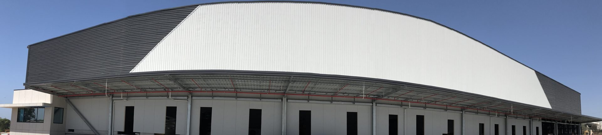 80,000m3 Temperature-Controlled Warehouse