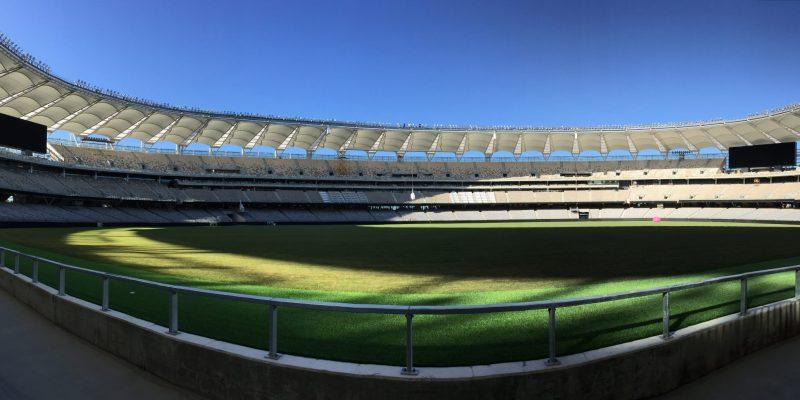 AFL Grand Final at Optus Stadium in Perth